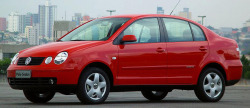 Авточасти за VOLKSWAGEN POLO (9A4) седан от 2002 до 2009