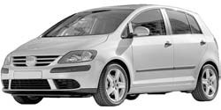 Авточасти за VOLKSWAGEN GOLF V Plus (5M1, 521) от 2005 до 2013