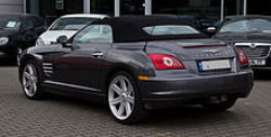 Авточасти за CHRYSLER CROSSFIRE Roadster от 2004 до 2008