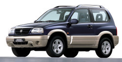 Авточасти за SUZUKI GRAND VITARA I (FT, HT) от 1998 до 2006