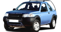 Авточасти за LAND ROVER FREELANDER I (L359) Soft Top от 1998 до 2006