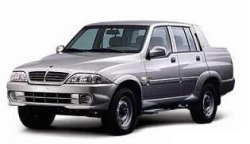 Авточасти за SSANGYONG MUSSO SPORTS от 2004