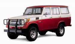 Авточасти за TOYOTA LAND CRUISER (J40, J50) от 1968 до 2001