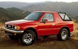 Авточасти за ISUZU AMIGO Closed Off-Road Vehicle от 1988 до 2000