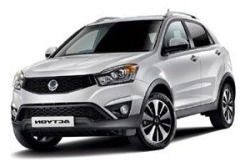Авточасти за SSANGYONG ACTYON II от 2012