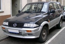 Авточасти за SSANGYONG MUSSO от 1995 od 2005
