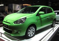 Авточасти за MITSUBISHI SPACE STAR (MIRAGE) от 2012