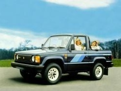 Авточасти за ISUZU TROOPER I (UBS) открит покрив от 1983 до 1991