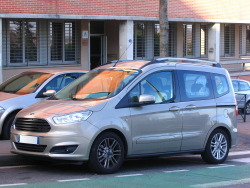 Авточасти за FORD TRANSIT TOURNEO COURIER от 2014