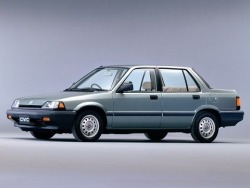 Авточасти за HONDA CIVIC III (AM, AK, AU) седан от 1983 до 1987