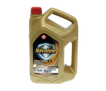 Двигателно масло TEXACO HAVOLINE Professional DS 5W-30 4л за RENAULT CLIO III (BR0/1, CR0/1) от 2005 до 2012