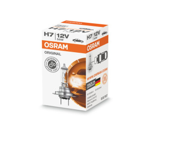 Крушка H7 12V 55W PX26d - Osram за FORD TRANSIT CUSTOM товарен от 2012