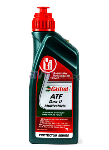 Castrol ATF Dex II Multivehicle - 1 lt