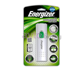 Фенер Energizer Rechargeable с LED светлини