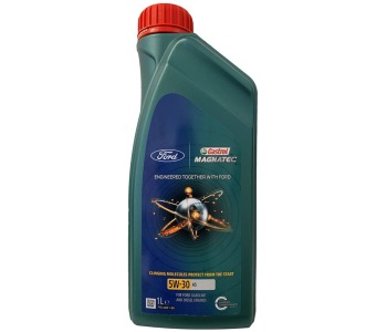 Моторно масло CASTROL MAGNATEC PROFESSIONAL A5 5W30 (FORD) 1Л