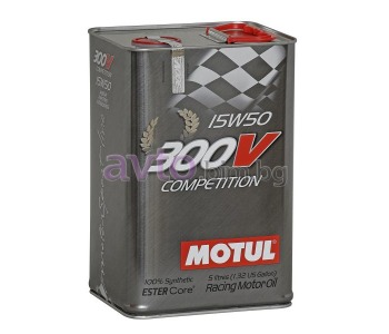 MOTUL 300V COMPETITION 15W50 5Л