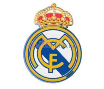 Стикер REAL MADRID