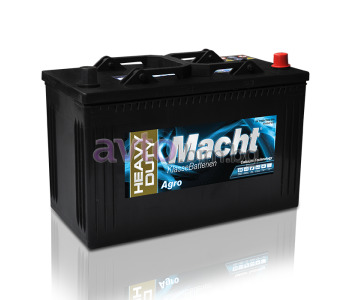 Акумулатор Macht AGRO & COMMERCIAL 12V 110Ah 750A