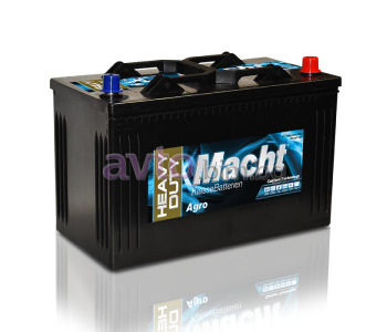 Акумулатор Macht AGRO & COMMERCIAL 12V 120Ah 800A