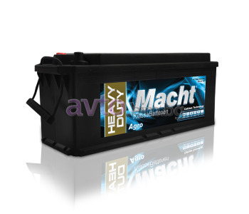Акумулатор Macht AGRO & COMMERCIAL 12V 135Ah
