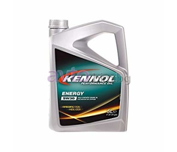 Моторно масло KENNOL ENERGY 5W30 5Л