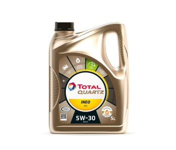 Моторно масло TOTAL QUARTZ INEO ECS 5W-30 5L за RENAULT CLIO III (BR0/1, CR0/1) от 2005 до 2012