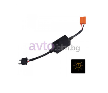 LED STOP ERROR kabel H8/H9/H11 55W против грешки