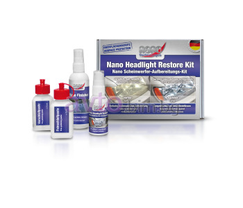 Комплект NANO HEADLIGHT RESTORE KIT