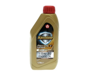 Двигателно масло TEXACO HAVOLINE Professional DS 5W-30 1л за RENAULT CLIO III (BR0/1, CR0/1) от 2005 до 2012