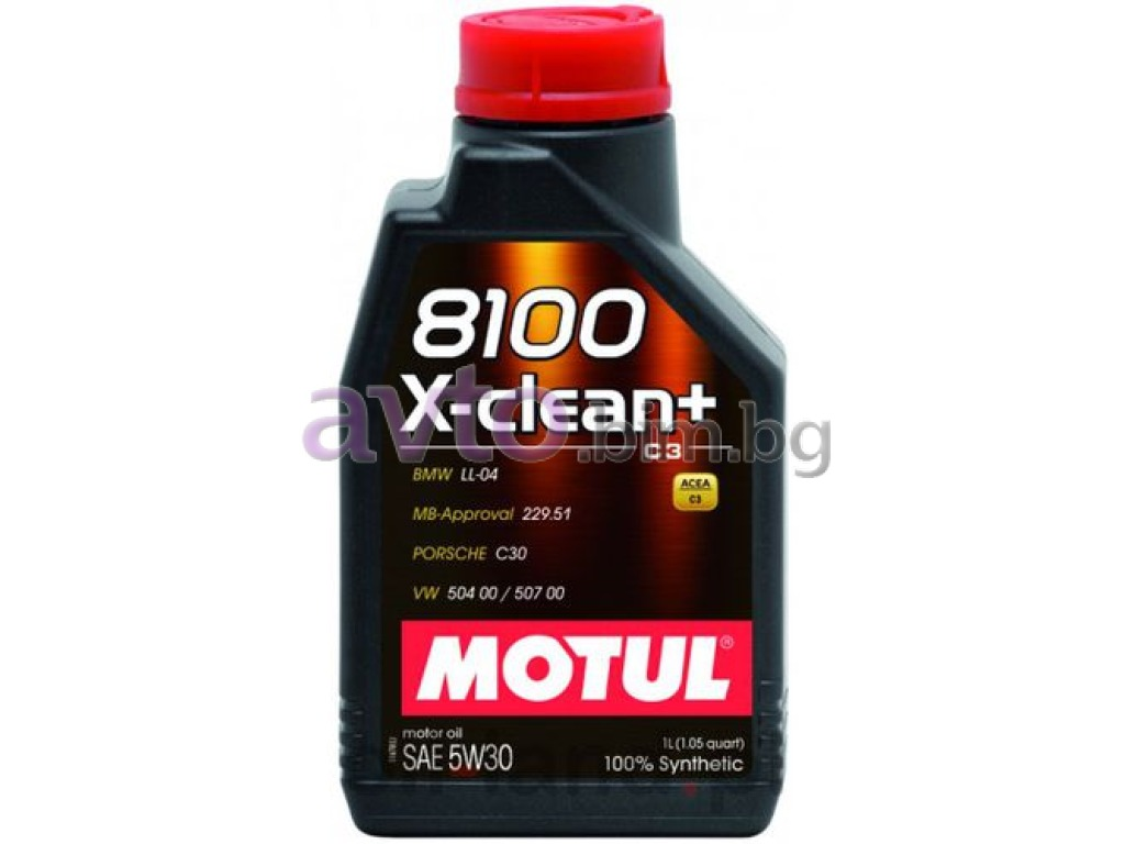motul 8100 x clean 5w30 1 motul. Black Bedroom Furniture Sets. Home Design Ideas