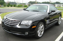 Носачи за CHRYSLER CROSSFIRE от 2003 до 2008