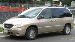 Носачи за CHRYSLER TOWN & COUNTRY от 1996 до 2001