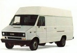 IVECO DAILY от 1978 до 1990