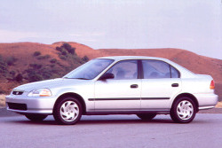 Метални кори под двигател за HONDA CIVIC 5P/5D от 1995 до 2001