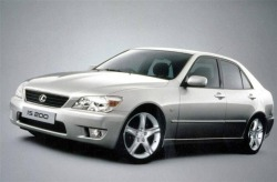 Носачи за LEXUS IS (XE10) от 1998 до 2000