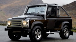LAND ROVER DEFENDER от 1998 до 2006