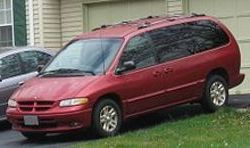 Носачи за CHRYSLER CARAVAN от 1996 до 2001