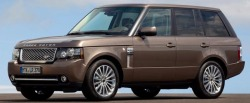 LAND ROVER RANGE ROVER (L322) от 2002 до 2008