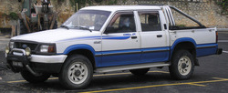 FORD COURIER P/U от 1985 до 1999