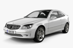 MERCEDES CLC (CL203) от 2008 до 2011