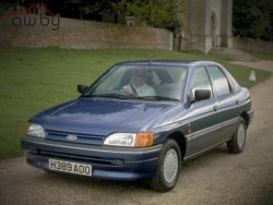 FORD ESCORT V/ORION от 1990 до 1995