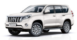 Капаци за TOYOTA LAND CRUISER J150 от 2009