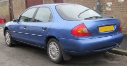 FORD MONDEO от 1996 до 2000