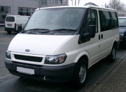 FORD TRANSIT TOURNEO от 2000 до 2006