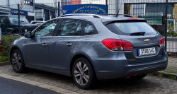 Катализатори за CHEVROLET CRUZE (J308) Station Wagon от 2012
