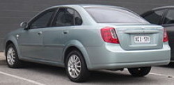 Брони за CHEVROLET LACETTI седан от 2003