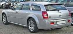 Багажници напречни за CHRYSLER 300C (LX) комби от 2004 до 2010
