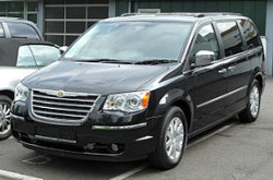 Брони за CHRYSLER GRAND VOYAGER V (RT) от 2007 до 2015