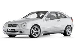 Капаци за MERCEDES CL (CL203) SPORTCOUPE от 2001 до 2004