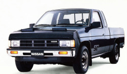 NISSAN PICK UP (D21) от 1985 до 1998